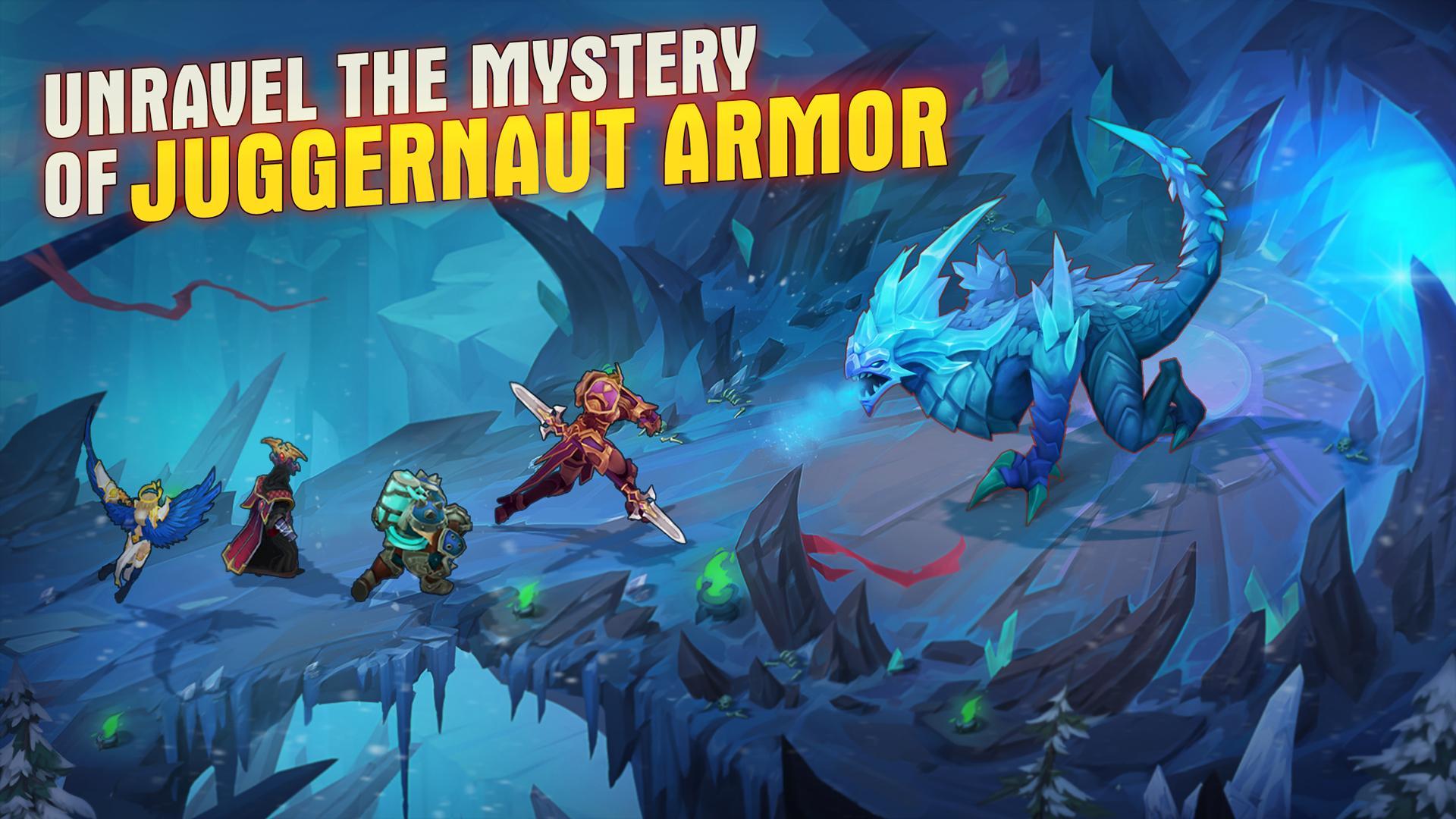 Juggernaut Wars – Arena Heroes screenshot #2