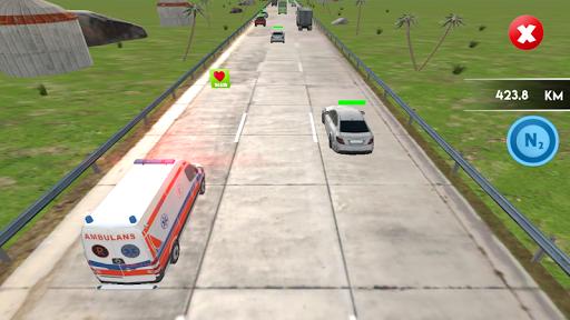 Télécharger Gratuit Ambulance: Driving City mod apk screenshots 4