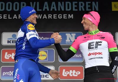 """Beresterke Lampaert doet hiërarchie Quick-Step uit de doeken: """"Vier leiders"""""""