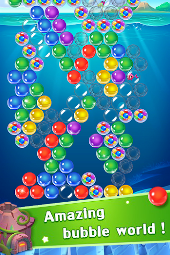 Fish Rescue : Bubble Shooter Game image   12