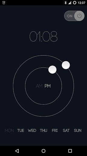WakeMeUp Minimalistic Alarm