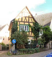 Photo: altes Haus in Ladenburg
