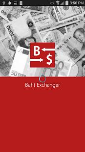 Thai Baht Exchanger - náhled