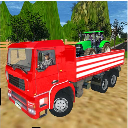 Off-road Cargo Truck 3D
