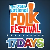 National Folk Festival/17DAYS