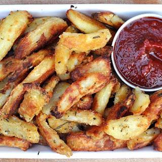 Crispy Fried Potatoes Flour Recipes