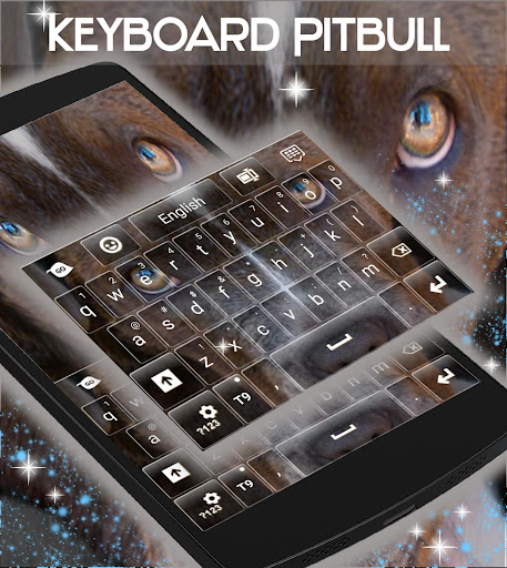 玩個人化App|Pitbull的键盘免費|APP試玩