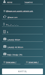 Bayer Turkei- screenshot thumbnail