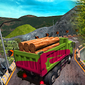 Truck Driver Cargo Game - Truck Games Only Driving
