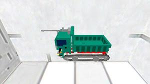 James bond truck