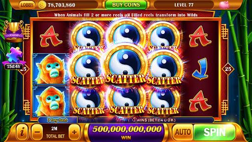 Golden Casino: Free Slot Machines & Casino Games screenshots 7