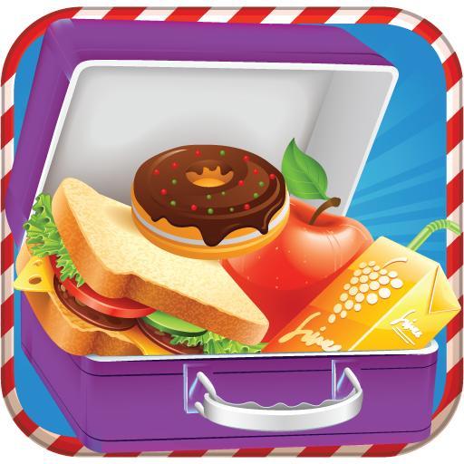 Kids school lunch food maker
