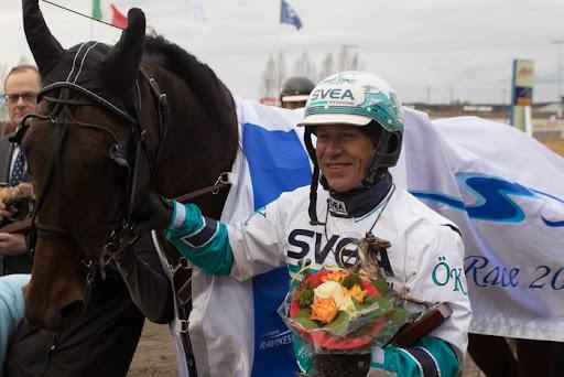 Call Me Keeper ja Örjan Kihlström voittivat viime vuoden Seinäjoki Racen.