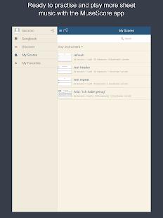 MuseScore Songbook - screenshot thumbnail