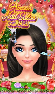 Princess Nail Salon For Kids v1.0.0