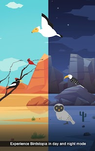 Birdstopia - Idle Bird Clicker- screenshot thumbnail