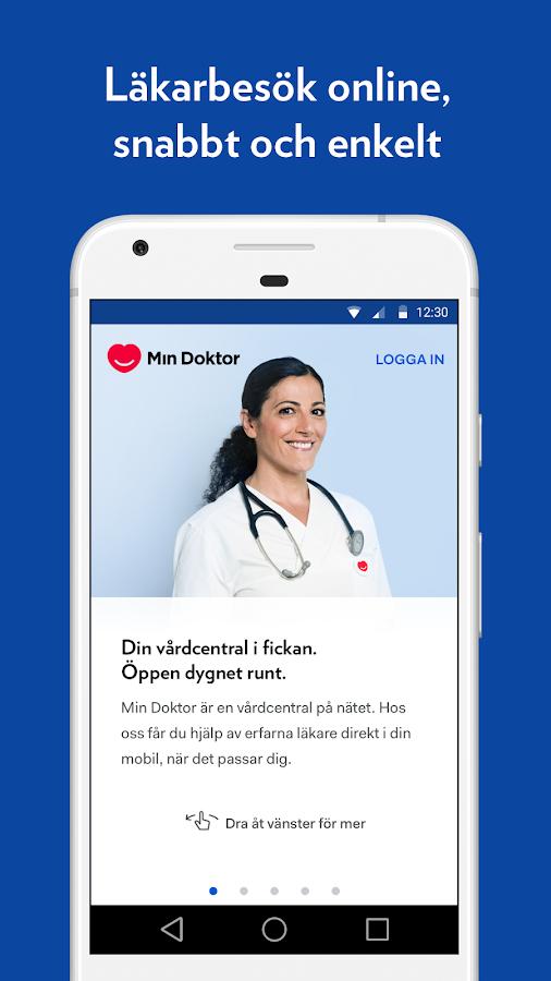 min doktor online