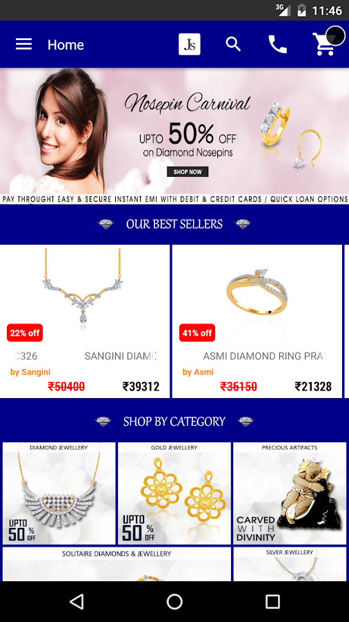 Jewelsouk.com- screenshot