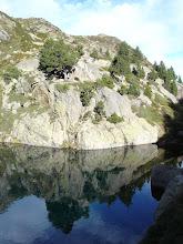 Photo: Le lac des truites en dessous du Saint Barthélemy