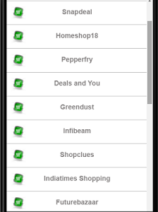 India Online Shopping Sites screenshot 1