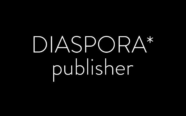 Diaspora* Publisher