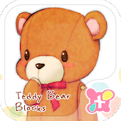 Cute Theme-Teddy Bear Blocks-