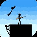Stickman Parkour Platform 2 - Ninja simulator icon