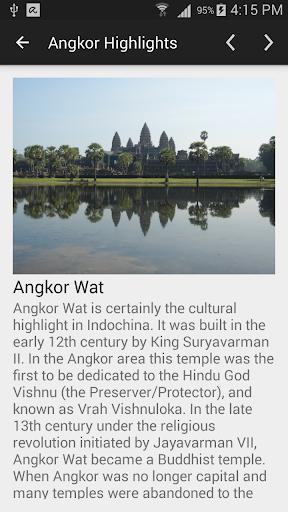 Angkor Travel Guide