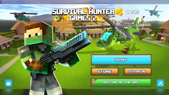 The Survival Hunter Games 2 4