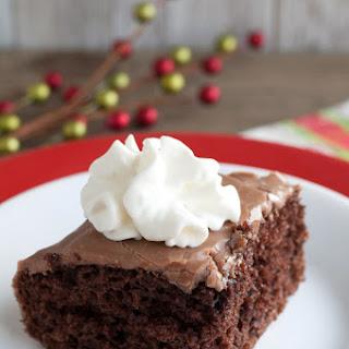 Hot Chocolate Sauce Sour Cream Recipes