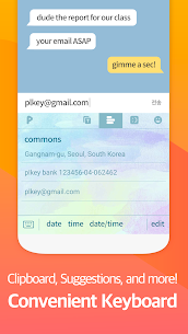 PlayKeyboard – Create a Theme, Emojis, Shortcuts Apk  Download For Android 7