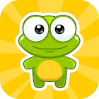 Frog: funny adventures icon