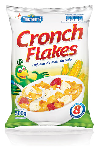 Cereal Maizoritos Cronch Flakes 500Gr