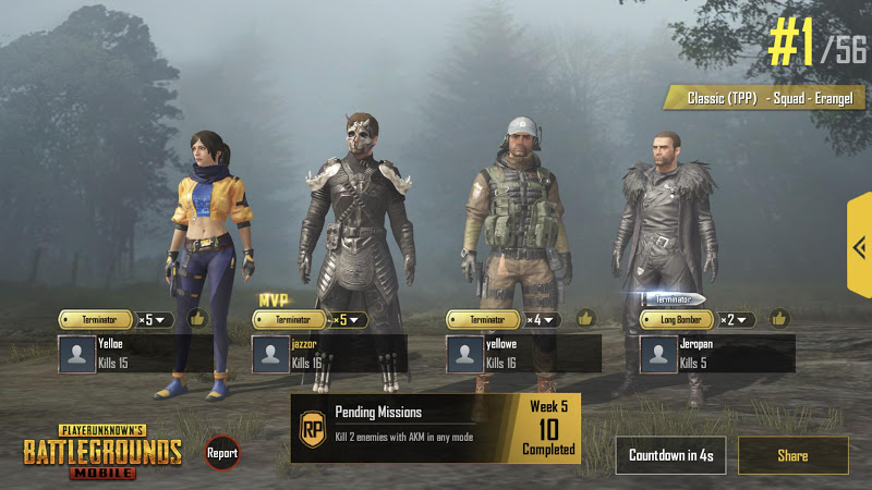 PUBG MOBILE Screenshot 5