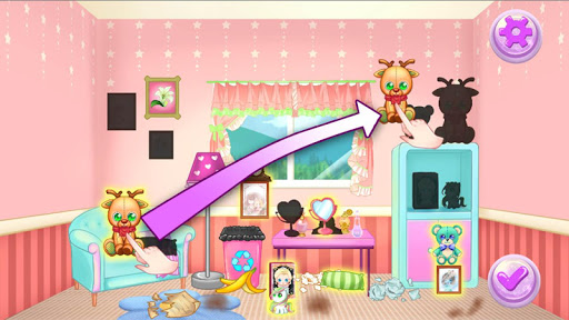 Princess Cherry Anime Care and Makeover: Tea Party 1.0 screenshots 14