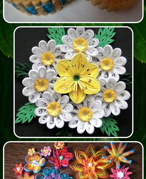 3d quilling designs android apps on google play for Quilling strips designs