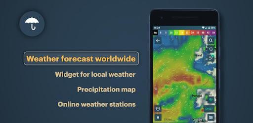 Windy.app - Dự Báo Gió Và Thời Tiết Chính Xác Mod APK