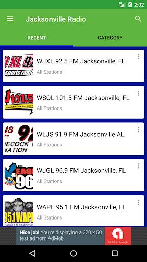 Jacksonville Radio Stations  screenshots 3