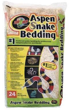 Aspen Snake Bedding / Foderdjur