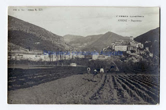 Photo: Arrone, Panorama