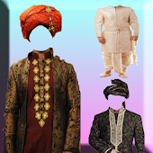Man Traditional Photo Suit