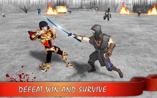 角鬥士:忍者劍鬥
