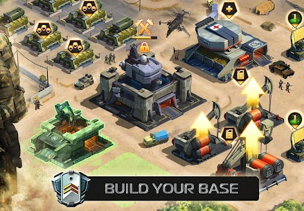 Soldiers Inc: Mobile Warfare MOD APK (Unlimited Everything) 2