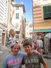 Photo: We briefly explored Monterosso