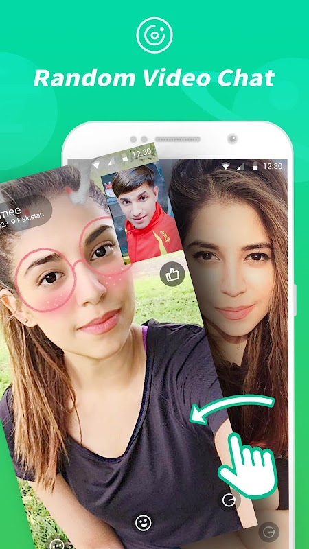 LivU: Meet new people & Video chat with strangers screenshots