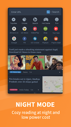 UC Browser - Fast Download Private & Secure screenshot 7