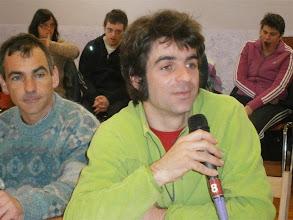 Photo: Los Bandidos de la Hoya. El Circo. Marzo 2013. Entrevistado: Javi Franco. Malabarista y artista circense.