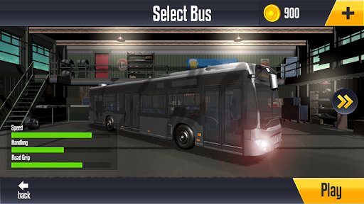 Impossible Bus Driver Track 3D 1.03 screenshots 2