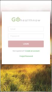 GoHealthNow - náhled