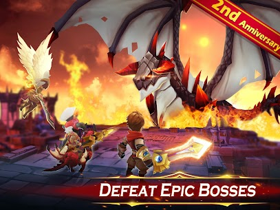 Pocket Knights 2 Mod Apk 2.8.1 (Ghost Mode + Extreme Damage + No Skill Cooldown) 6